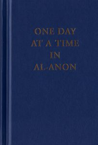 One Day at a Time Al Anon daily reader